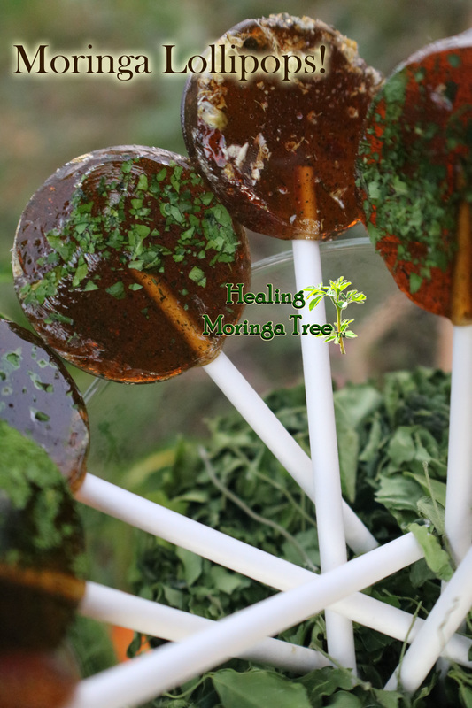 All Natural Organic Lollipops